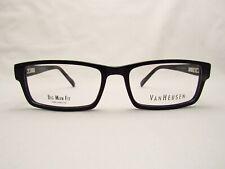 Van Heusen H113 Black 60 - 19 150 mm  Eyeglass Frame and Case