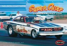 Polar Lights Super Chief Charger Funny Car, 1/25, New (2015), FS Box