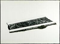 """""""Manière noire"""", um 1973. Mezzotinto-Rad. Wolfgang GÄFGEN (*1936), handsigniert"""