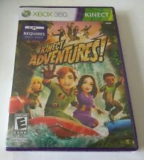 "Kinect Adventures (Microsoft Xbox 360, 2010) ""NEW""  **YOU ARE THE CONTROLLER**"