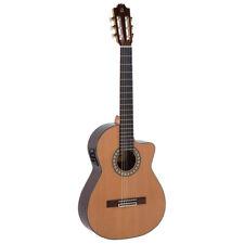 Admira Guitars Virtuoso EC Nylon Classical Acoustic Guitar, Solid Cedar Top