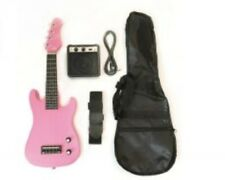 New Eukulele Kit Pink St Style With Case Cord Amp Strap Msrp $130