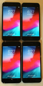 FOUR TESTED GSM UNLOCKED, VERIZON APPLE iPhone 6, 16GB PHONES MG5W2LL/A A60J