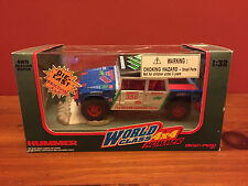 Vintage Diecast Hummer The Grass Hopper Team by New-Ray World Class 4x4