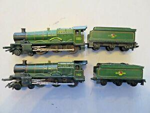 Triang TT 4-6-0 Windsor Castle 4082 & Tintagel Castle 5011