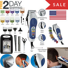 Electric Hair Trimmer Shaver Pro Cutter Clipper Men Kit Beard Body Groomer NEW
