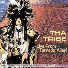 Tha Tribe-Live From Tornado Al  CD NEW