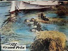 Grand Prix Frankenheimer Original Lobby Card 39 / James Garner BRM Monaco 1966