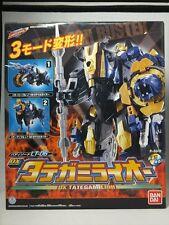 Power Rangers GO-BUSTERS LT-06 DX TATEGAMI LIOH Megazord Bandai NIB rare