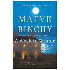NEW - A Week in Winter by Binchy, Maeve