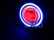 HID Bi-Xenon Motorcycle Projector Lens Kit H1 H4 H7 Blue Angel Eye Red Devil Eye