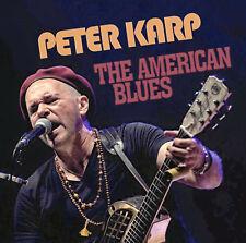 CD Peter Karp The American Blues