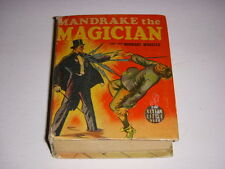 Mandrake the Magician and the Midnight Monster, Better Big Little Book Blb #1431