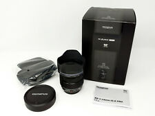 Objectif OLYMPUS 7-14mm PRO f/2.8 - Micro 4/3 MFT µ 4/3 AC8A25684 Objektiv Lens