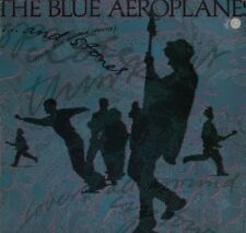 "The Blue Aeroplanes(12"" Vinyl)And Stones-Ensign-ENYX 632-UK-1990-VG/Ex"