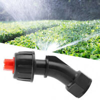 Agricultural Electric Sprayer Pesticide Atomizing Fan Shaped Garden Nozzle 9H