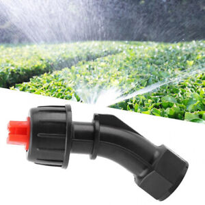 Agricultural Electric Sprayer Pesticide Atomizing Fan Shaped Garden NozzleY_cd