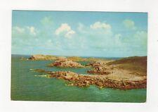 Shipman Head & NW Coast Of Bryher Isle of Scilly Postcard 353a
