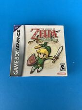 Legend of Zelda: Minish Cap (Game Boy Advance) NEW SEALED H-SEAM, NEAR-MINT RARE