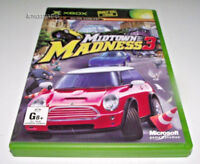 Midtown Madness 3 Xbox Original PAL *Complete*