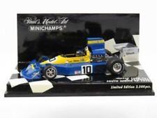 Modellini statici auto da corsa Formula 1 blu per Ford