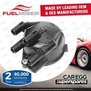 Fuelmiser Ignition Distributor Cap for Nissan NX NXR Primera Pulsar N14 13 BD887