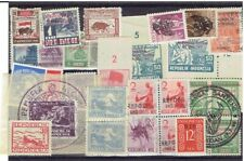 Indonesia first stamps