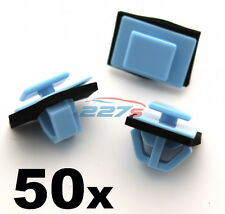 50x Side Moulding and Door Trim Clips: Fits the Hyundai Santa Fe & Kia Sportage