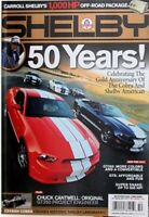 2011 Shelby Annual Magazine + FREE three Shelby American Decal Set ! GREAT DEAL!