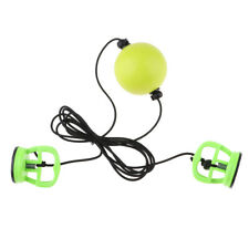 New listing FLOOR to Ceiling Speed ball DOUBLE End MMA Boxing Punch  Gym Training