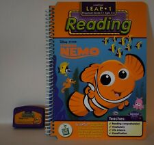 Finding Nemo Reading for LeapPad LeapFrog Learning System – Leap 1 - Excellent