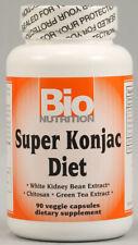 Super Konjac Diet, BioNUTRITION, 90 capsule