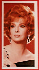 GINA LOLLOBRIGIDA - Card # 11 individual card - Tribute Collectables - 2014