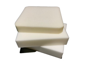 Dining chair seat pads -Upholstery foam cushions - replacement foam cushion