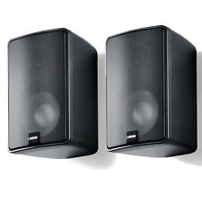 Canton Plus X3 On Wall Speakers (Pair) - Black