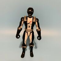 Bandai Power Rangers Operation Overdrive Black Ranger Action Figure
