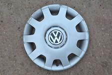 """1x Volkswagen VW 14"""" Jetta Golf Bora wheel trim hub cap cover 1J0601147 L"""