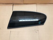 BMW 1 SERIES E81 REAR PASSENGER SIDE LEFT QUARTER GLASS 43R-001583