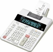 Casio Calculatrice de bureau Modèle Fr-2650 RC