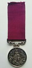 British Long Service and Good Conduct Numbered and Named Medal L.S & G.C.,V.R.,