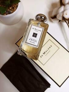 Jo Malone London Lime Basil & Mandarin Cologne 3.4 Fl. Oz 100 Ml New In Box