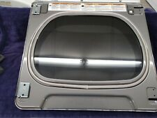 W10615000 WHIRLPOOL DRYER DOOR ASSEMBLY (CHROME SHADOW)