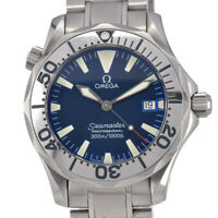 Aute OMEGA Seamaster Professional 300m 2263.80 Quartz Boy's Watch T#94479