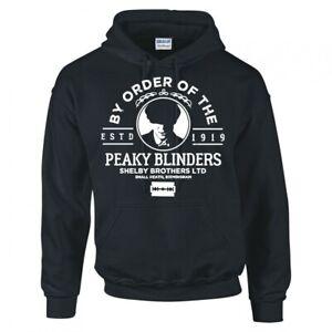 """PEAKY BLINDERS """"BY ORDER OF"""" HOODIE"""