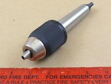 New Genuine Mt3 Jacobs Keyless Tailstock Drill Chuck 4 Lathe 116 12 Cap