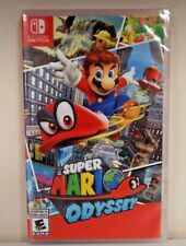 New - Super Mario Odyssey (Nintendo Switch game, 2017) - $80.00