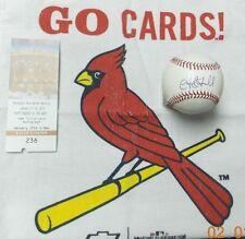 Sam Tuivailala autographed Rawlings MLB Baseball
