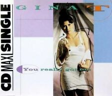 Gina T. You really got me (1991) [Maxi-CD]