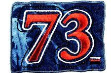 Jeans Applikation zum Aufbügeln Bügelbild  3-938 Ziffer 73