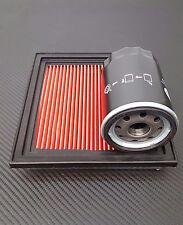 Si Adatta Nissan Micra K11 1.0 1.3 1.4 Servizio Kit Olio e Filtro dell'aria